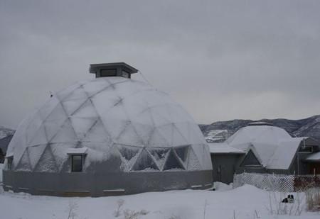 阳光板温室雪载能力