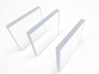 高透光度实心PC耐力板