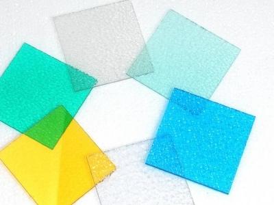 PC颗粒板,又名PC钻石板